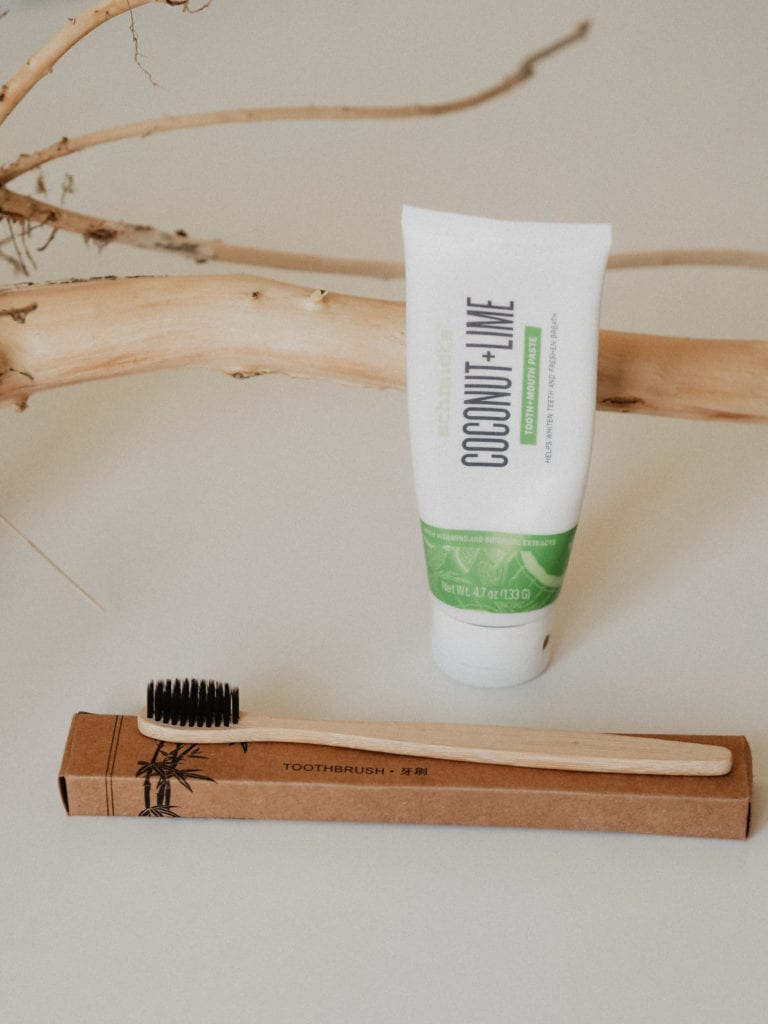bambusowa szczoteczka ekologiczna