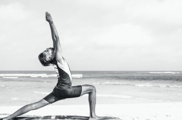 joga dla mężczyzn jak zacząć