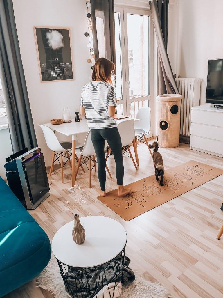 oczyszczanie powietrza w mieszkaniu