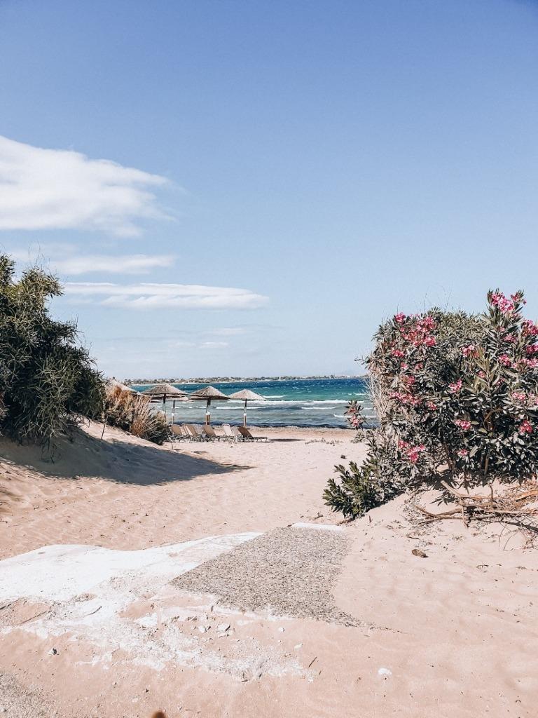 plaża artemida