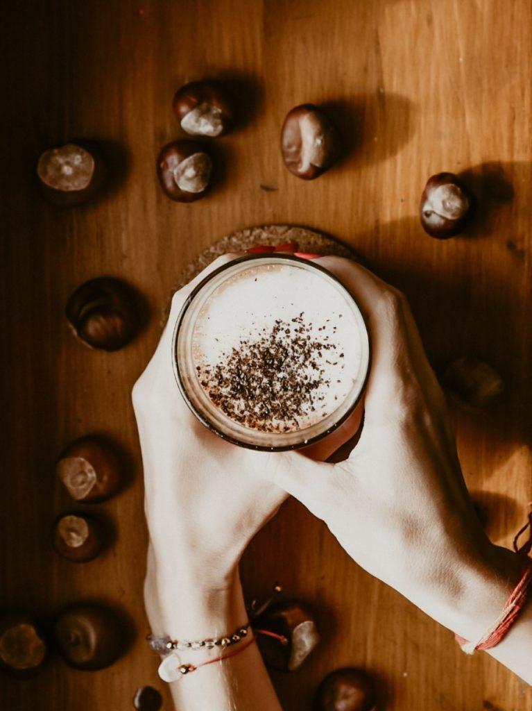 zimowe kawy