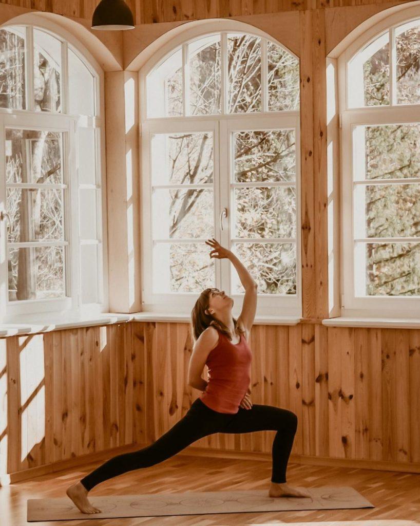 kurs na nauczyciela jogi