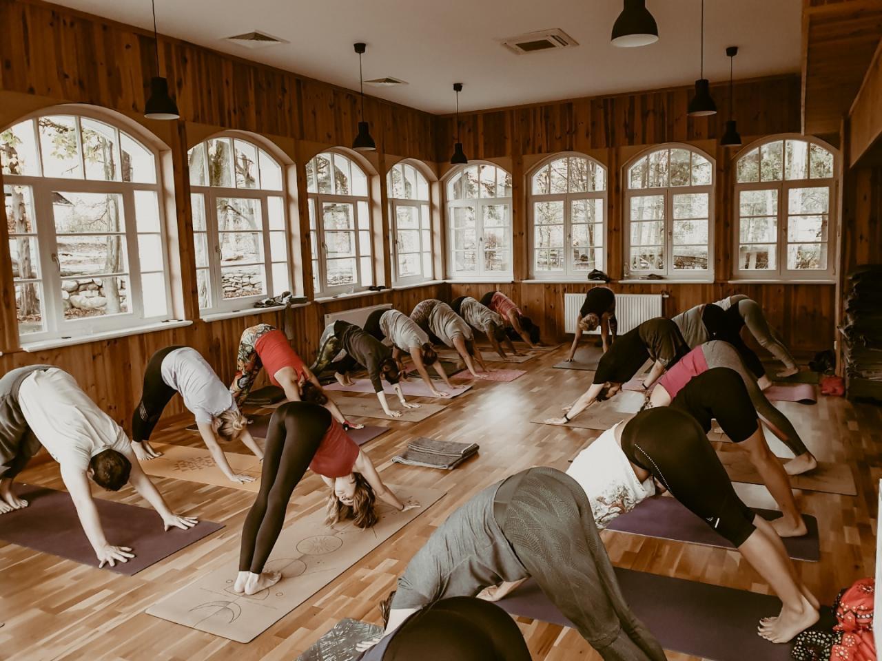 kurs nauczycielski joga