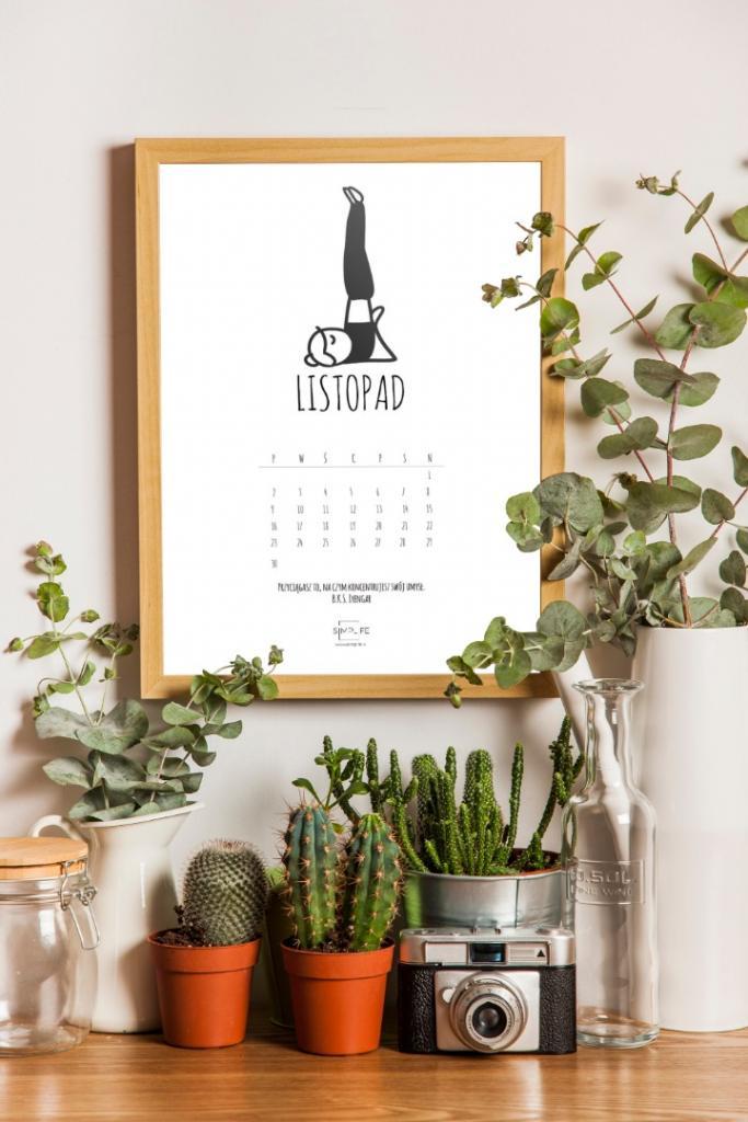 joga kalendarz 2020