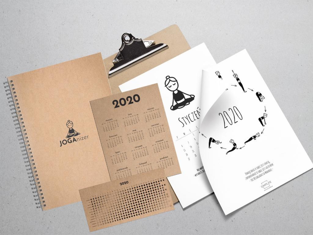 kalendarz joga 2020