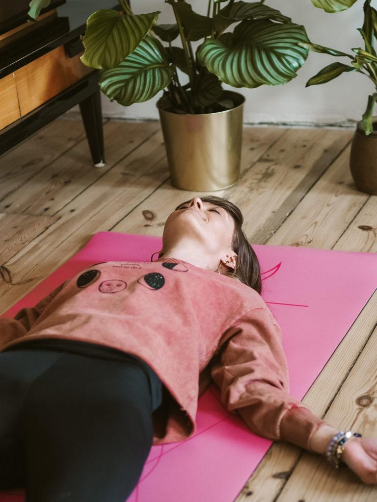 rodzaje jogi - joga nidra