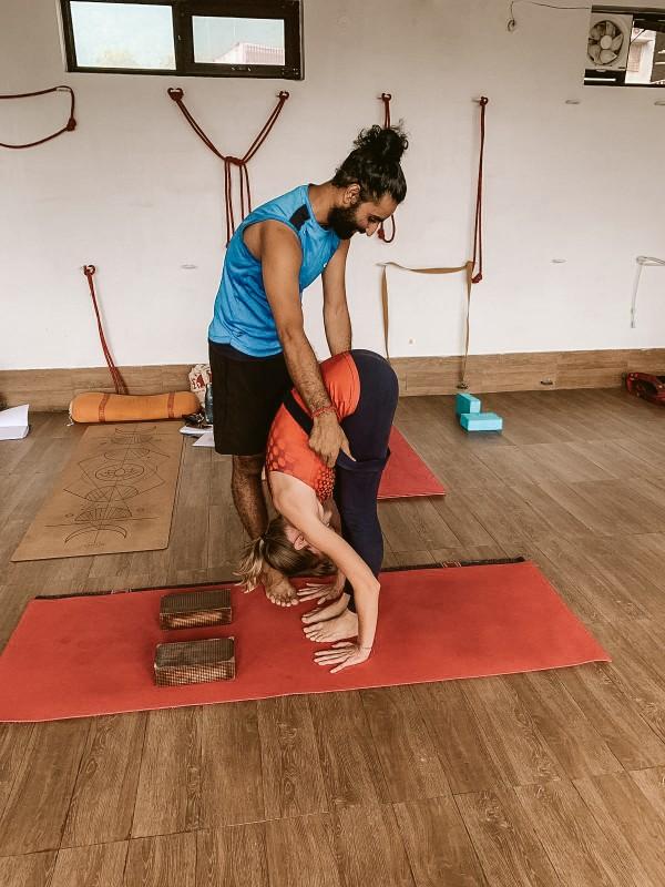 rodzaje jogi - joga iyengara